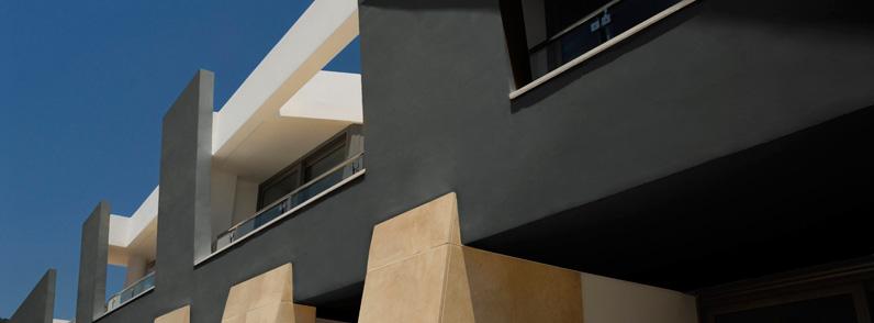 Фасадная краска и штукатурка Archital