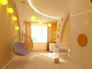 Краска для детской комнаты
