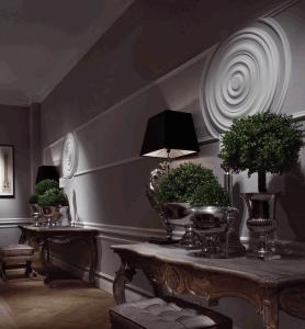 Декоративная лепнина из полиуретана Orac Luxxus